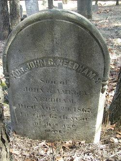 Dr John Gregory Needham