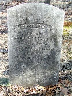 Caroline Amelia <i>Needham</i> Arnold
