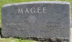 Eliza Jane <i>Nelson</i> Magee