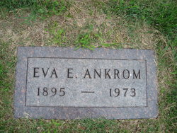 Eva E. <i>Hall</i> Ankrom