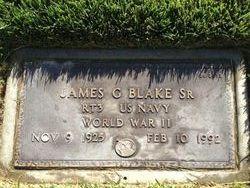 James G Blake, Sr