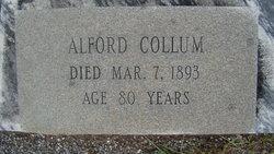 Alford Collum