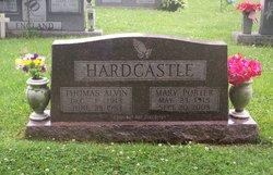 Mary Porter <i>Spillman</i> Hardcastle