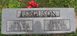 Francis Marion Frank Ferguson
