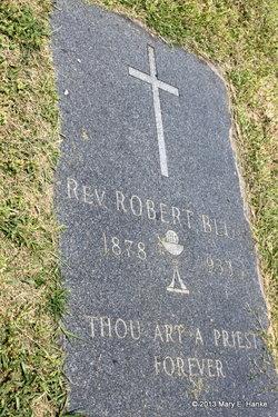 Rev Robert Blum