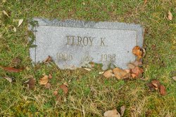 Elroy Kenneth Bailey