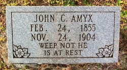 john c. amyx