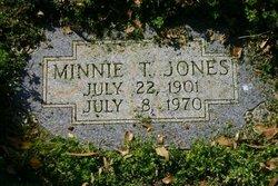 Minnie <i>Tally</i> Jones