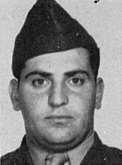 PFC Frank L Bagiotti