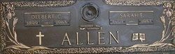 Delbert C Allen