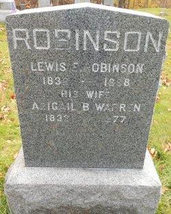 Abbie B. <i>Warren</i> Robinson