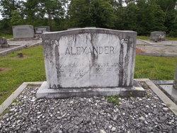 Josephine Josie <i>Dunn</i> Alexander
