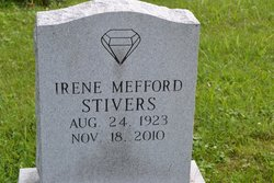 Irene Frances <i>Mefford</i> Stivers