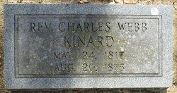 Rev Charles Webb Kinard