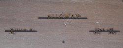 Erna H <i>Lee</i> Alloway