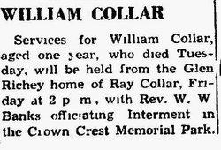 William Collar