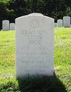 Clayton Leon Bice