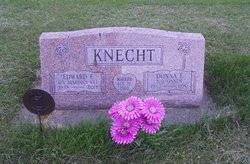 Edward F Knecht