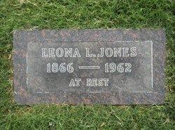 Leona L <i>Wood</i> Jones