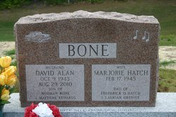 David Alan Bone