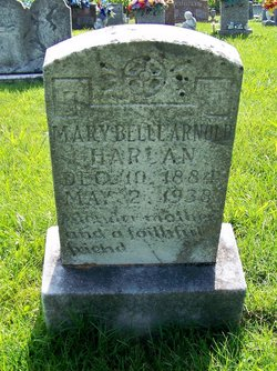 Mary Belle <i>Harlan</i> Arnold