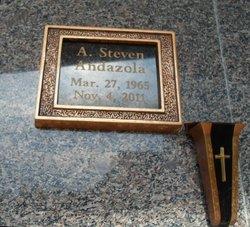 Anthony Steven Andazola
