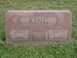 Adam Franklin King