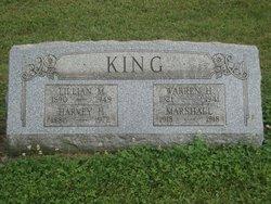 Harvey H King
