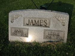 Leslie James
