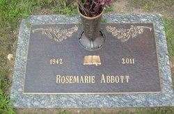 Rosemarie Abbott
