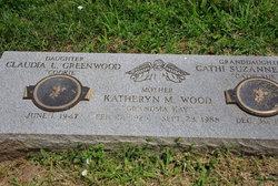Katheryn Mae <i>Ross</i> Wood