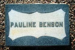 Pauline Benson