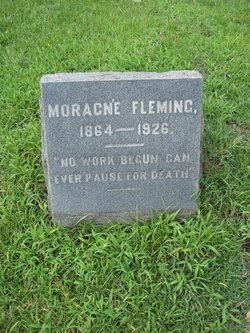 Isaac Moragne Fleming