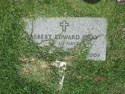 Albert Edward Pep Gray