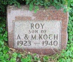 Roy Neil Koch