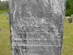 Pvt Zion B Cornelius