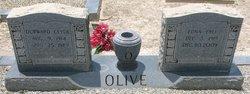 Edna Erle <i>Dunbar</i> Olive