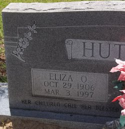 Eliza Ola <i>Love</i> Hutcheson Shealy
