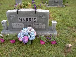 Betty Lou <i>Harris</i> Harris