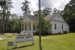 Galivants Ferry Baptist Church Cemetery