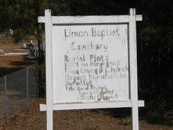 Union Baptist Cemetery (African-American)