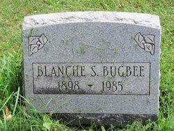 Blanche <i>Steele</i> Bugbe