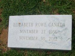 Elizabeth Beth <i>Rowe</i> Canada