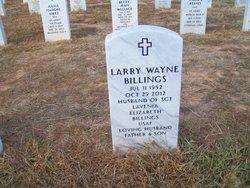 Larry Wayne Billings