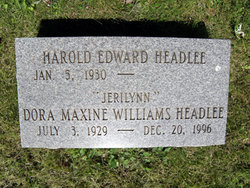 Harold Edward Headlee