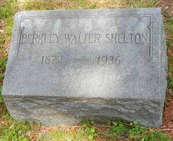 Berkley Walter Shelton, Sr