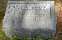 Eva <i>Creekmore</i> Shelton