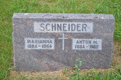 Anton M. Schneider