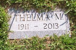 Thelma Mae <i>Soule</i> Buck