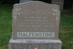 Frank L. Halfenstine, Jr